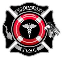 Surf, Swift Water, Open Water and Dive Rescue / Recovery, High Angle Rescue, Medical Stabilisation, Confined Space Rescues.