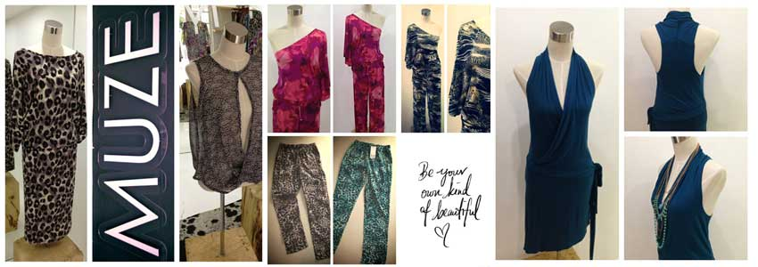 Muze Boutique Clothing Burnedale