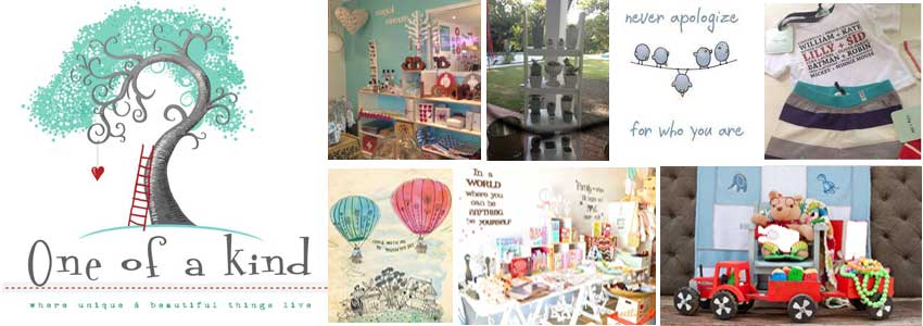 One of a Kind Kids Gift Store Burnedale