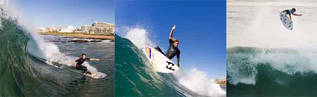 Mr Price Pro draws surfing greats
