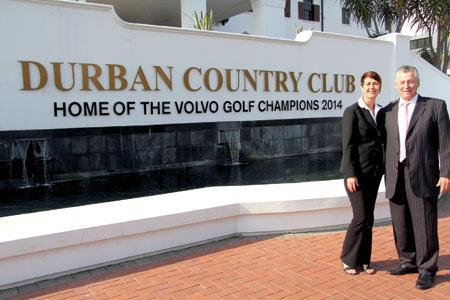 Gerhard Putzer leaves Durban Country Club