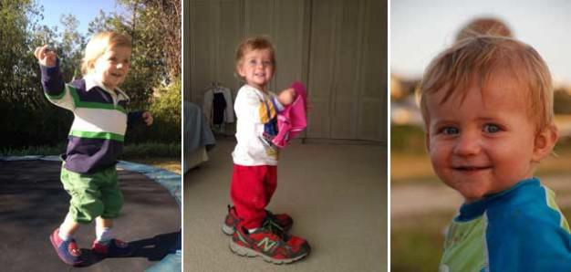 20 month James Read is desperate for Bone Marrow Match