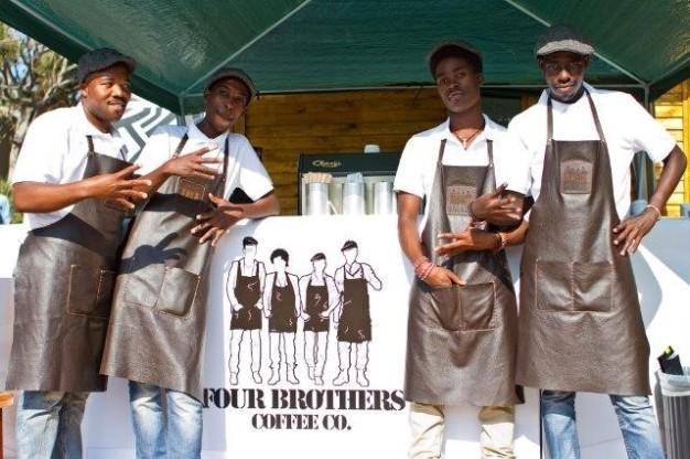Four Brothers Coffee Mr Price Pro