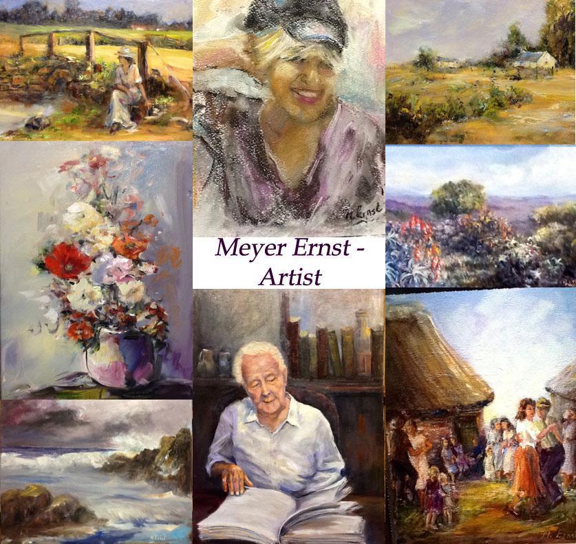 Meyer Ernst Artist