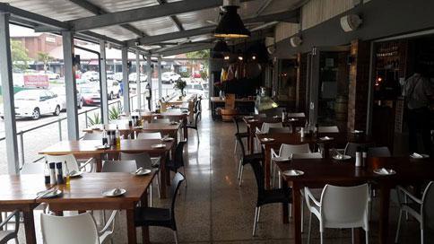 Al Fresco Dining Ballito Village