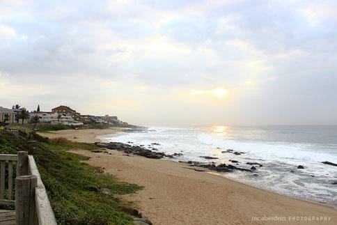 Morning Boardwalk Nic Aberdeen Photograhy