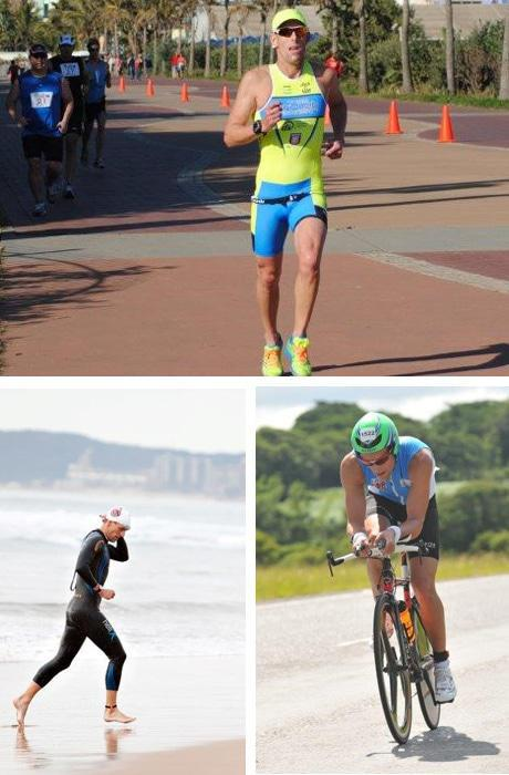 : Former Multiple South African Triathlon Champion and Race Director, Glen Gore (Umhlanga)