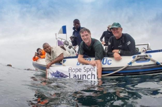 Aliwal Shoal Hope Spot South Africa