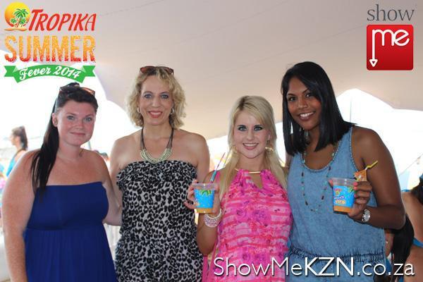 Tropika Summer Festival 2014 in Ballito, South Africa