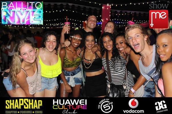 Ballito NYE 2014 Street Party Photos