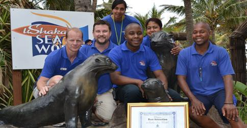 Ushaka Marine World Best Tourist Attraction