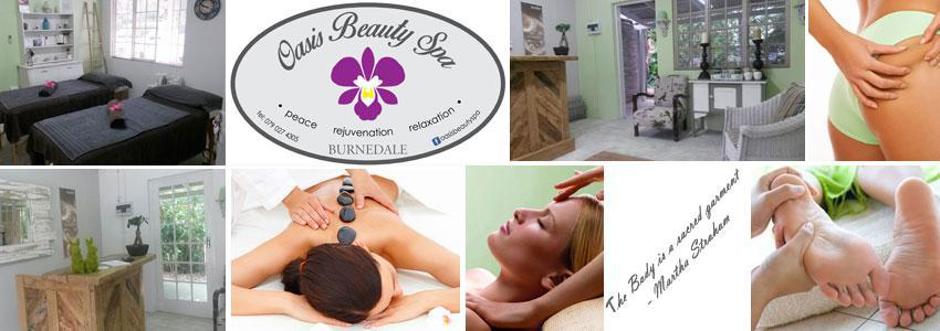 Oasis Beauty Spa Burnedale
