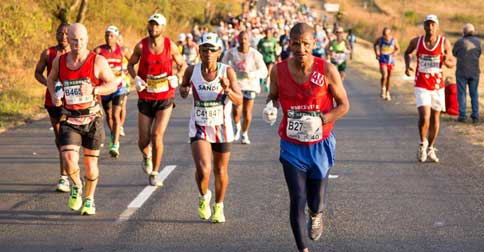 Safety for Comrades Runners