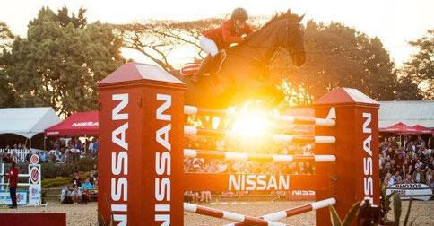 riveting equestrian spectacle expected at the 2015 nissan. Black Bedroom Furniture Sets. Home Design Ideas