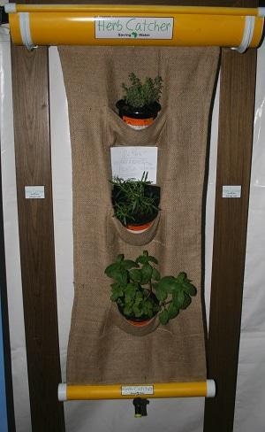 Herb Catcher from Gardening Fanatics