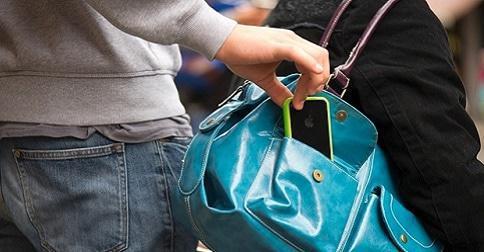 Beware Pickpocket Crime in Malls