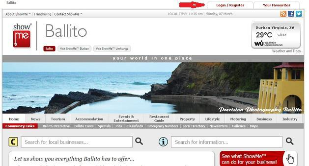 Promote your Event for Free in Ballito