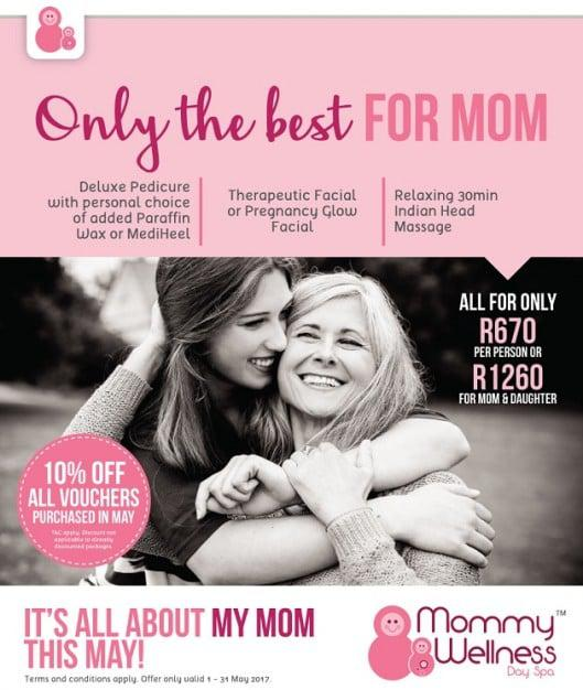 Mothers Day Special Treats
