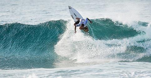 Ballito Pro International Surf Competition