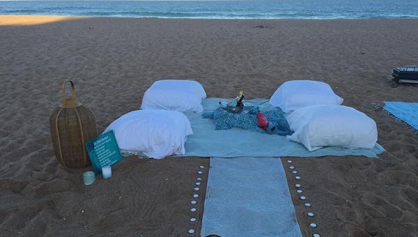 Beach Picnic Idea