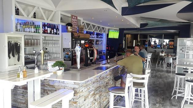 Saltys on Roc Pub Bar Ballito