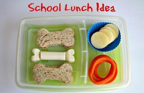 School Lunch Idea