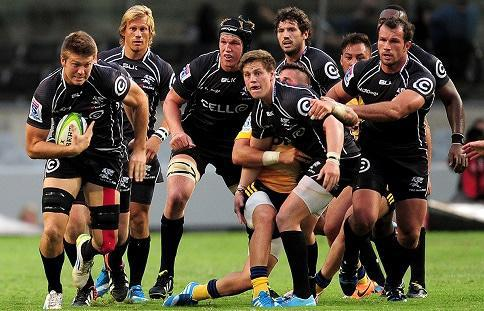 Rugby - 2014 Super Rugby - Sharks v Hurricanes - Kings park