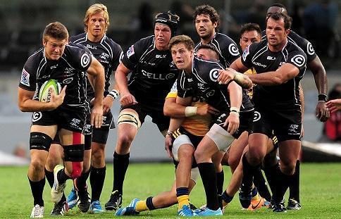 Rugby - 2014 Super Rugby - Sharks v Hurricanes - Kings park