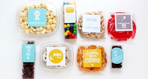 Snack Box Ideas