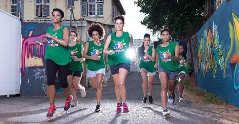 Spar Ladies Race