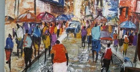 Original Paintings Ballito