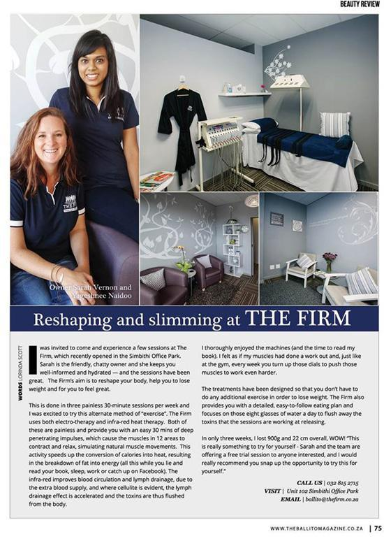 The Firm Slimming & Health Clinic