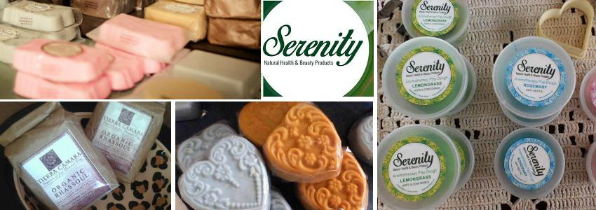Serenity Natural Beauty Products