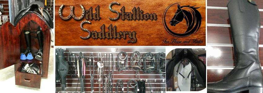 Wild Horse Saddlery and Tack Shop