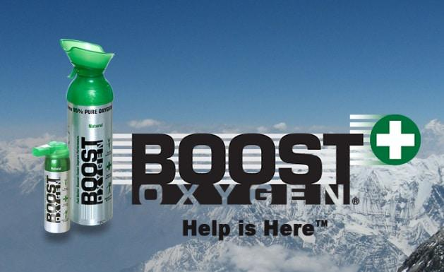Boost Oxygen Sport Performance Supplement