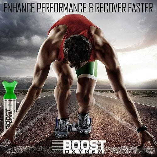 Sports Performance with Boost Oxygen