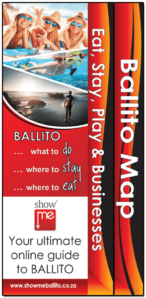 Ballito Map for Tourists