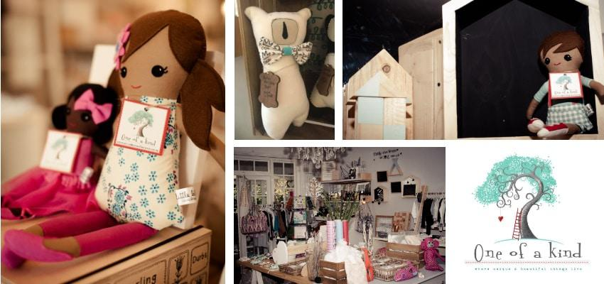One of a Kind Kids Toys and Decor