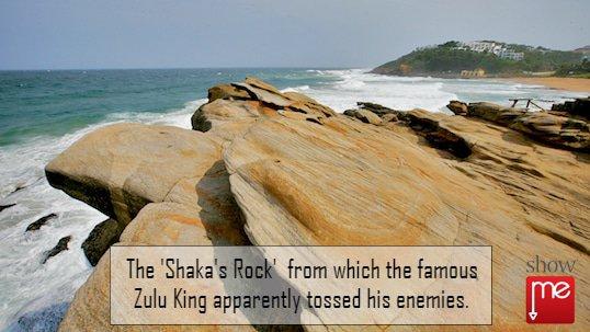 Shaka's Rock King Chaka