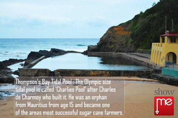Thompsons Bay Pool Charles De Charmoy