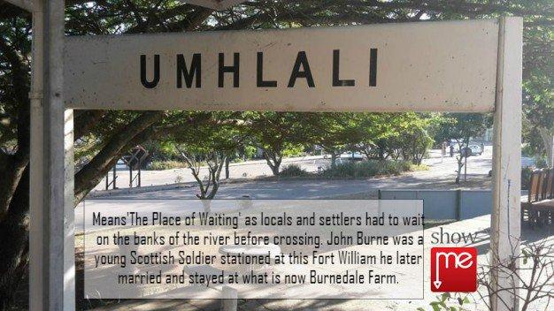 Umhlali Station