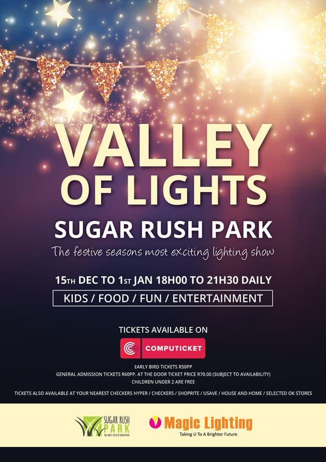Valley of Lights | Sugar Rush Park