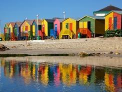 Muizenburg & St. James beach huts