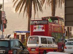Cape Town open bus tours