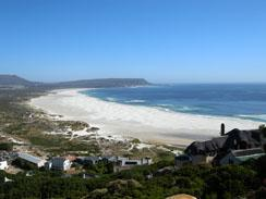 The Magnificent Stretch of Noordhoek Beach, Cape Town
