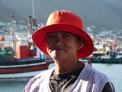 A Kalk Bay local, Cape Town