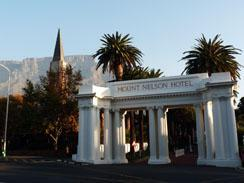 The Mount Nelson Hotel in Gardens, Cape Town City Bowl