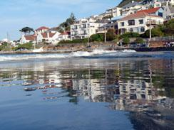The Cape Peninsula offers pretty, quaint 'village' like accommodation just 30 mins from Cape Town city centre