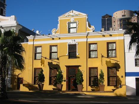 Cape Town, Gold of Africa Museum