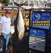 Big Blue fishing charters